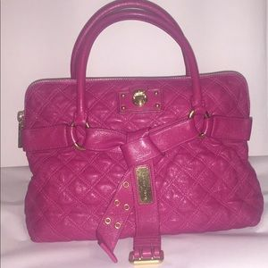 Authentic Marc Jacobs quilted Bruna Tote bag